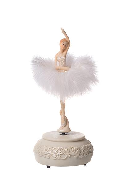Carillon Con Ballerina.Carillon Ballerina Sulle Punte Ammi